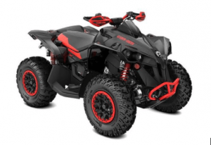 The Can-Am Renegade X XC 1000R