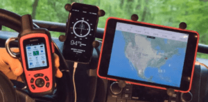 Different types of GPS devices that can be used for off-road traveling